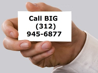 Call BIG Inventory at 312-945-6877